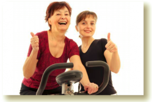 Respiratory rehabilitation and Activity Monitoring